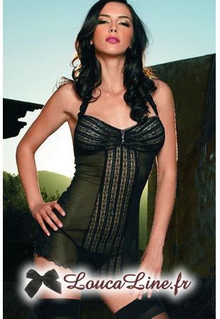 Loucaline - Sélection lingerie sexy & coquine pas cher